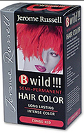 Jerome Russell BWild Hair Dye in box