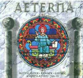Aeterna vol 2 cd comp with Ophelia's Dream, etc