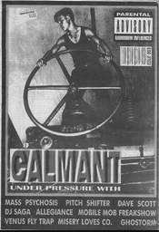 Calmant magazine featuring Pitch SHifter