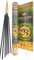 Hem Eye of horus 20 stick incense. Woodsy masculine scent