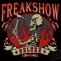 Freakshow Deluxe Carnival of Blood dvd