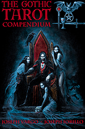 Gothic Tarot Compendium book companion to the Gothic tarot deck