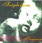Isiphilon self titled Portuguese death metal Essence cd