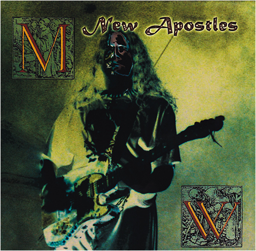 Mephizto Walz legendary California gothic rock band New Apostles cd