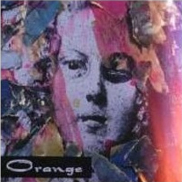 Orange S/T shoegaze dreampop with female vocals self titled cd