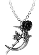 Alchemy English pewter New Romance pendant necklace