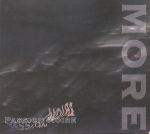 Passion Noire German darkwave cd More