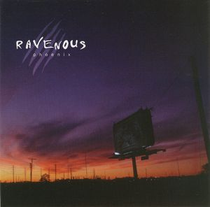 Ravenous German synthpop cd Phoenix
