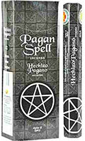 SAC Pagan Spell Indian incense 20 stick hex pack of 9 inch incense sticks