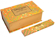 Saffron Sandalwood incense 15 gram pack