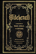 Witchcraft-A Handbook of Magickal Spells, Potions by Melissa West book.